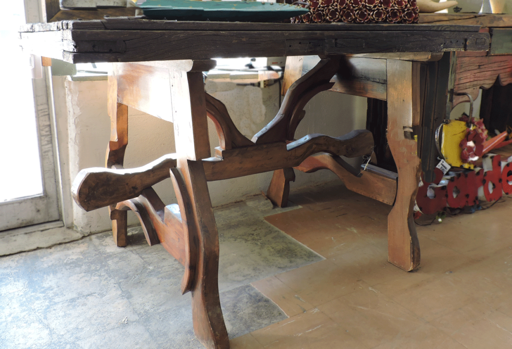 One-of-A-Kind Style Table