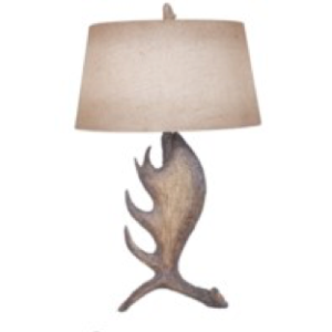 Moose Shed Table Lamp CVAVP110SNG