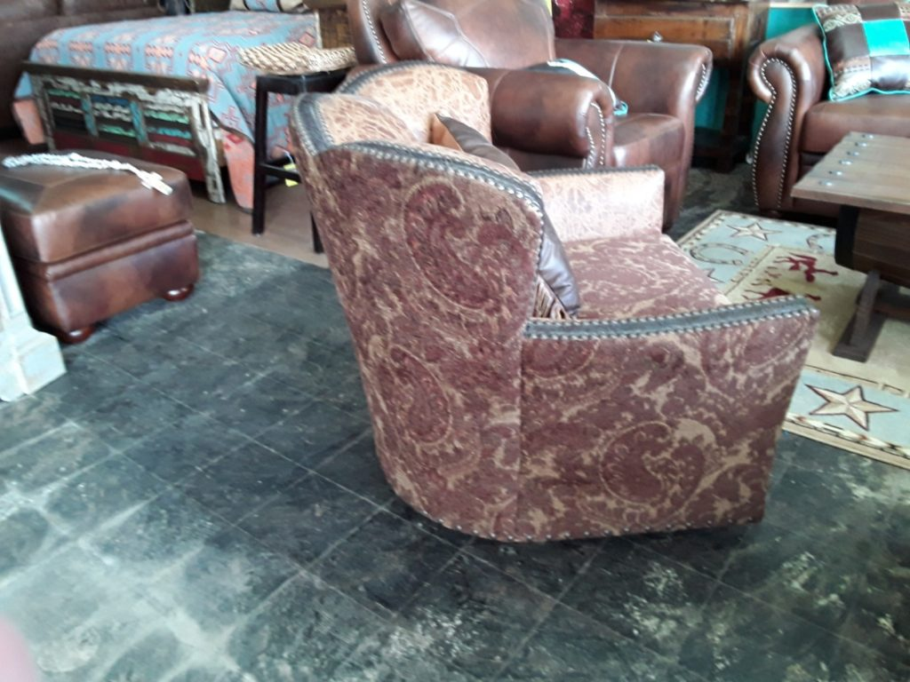 Sabana Swivel Chair