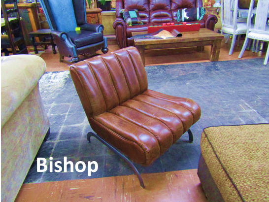 Bishop-chair