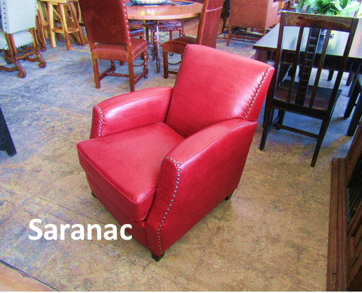 Saranac-Chair-Red